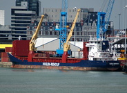 Huelin Dispatch  IMO 9197404 2528gt Built 2000 General Cargo Ship Flag Gibralta