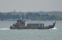 L113 Audemer Landing Craft