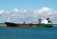 Mary Wonsild IMO 9010955 2349gt Built 1993 Chemical/Oil Tanker