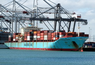 Majestic Maersk IMO 8715857 52181gt Built 1990 Container Ship