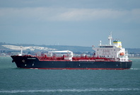 Horizon Aphrodite IMO 9407366 29828gt Built 2008 Chemical/Oil Tanker inward for Fawley