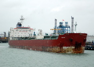 King Eric IMO 9228849 23217gt Built 2001 Chemical/Oil Products Tanker Flag Mashall Isles
