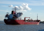 Ruth Theresa IMO 9383663 5713gt Built 2008 Chemical Tanker