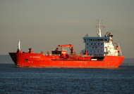 Liv Knutsen IMO 9409273 11889gt Built 2009 Chemival/Oil Products Tanker