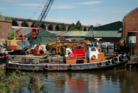 Seaport Alpha at Frodsham Quay