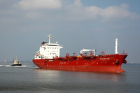 Sichem New York IMO 9337834 8455gt Built 2007 Chemical/Oil Products Tanker