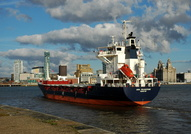 Ara Felixstowe IMO 8913033 3818gt Built 1991 General Cargo Ship