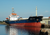 Most Sky IMO 9389370 1972gt Built 2006 General Cargo Ship