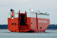 Tombarra IMO 9319753 61321gt Built 2006 Car Carrier