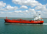 Crystal Emerald IMO 9016923 5667gt Built 1994 Chemical/Oil Products Tanker