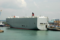 Bosporus Highway IMO 9519107 59440gt Built 2009 Car Carrier