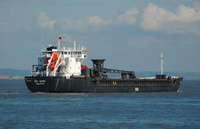 CSL Clyde passing Monks Ferry ex Clydenes