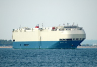 Felicity Ace IMO 9293911 60118gt Built 2005 Car Carrier