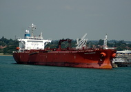 Ardmore Seamaster IMO 9271951 28114gt Built 2004 Chemical/Oil Tanker