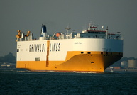 Grande Italia IMO 9227912 37726gt Built 2001 Car Carrier