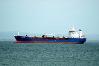 Patagonia IMO 9312080 11935gt Built 2006 Chemical/ Oil Products Tanker