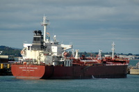 Ghetty Bottiglieri IMO 9232034 25063gt Built 2002 Chemical/Oil Products Tanker