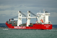 Solent Shipping Oct 2011