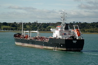 Whitonia IMO 9342607 4292gt Built 2007 Oil Products Tanker