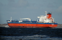 Oliphant IMO 9286061 25400gt Built 2004 Chemical/Oil Tanker