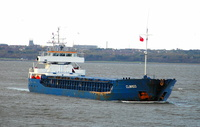 Clavigo IMO 9014688 2446gt Built 1992 General Cargo Ship