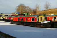 Narrow Boats & Waterways