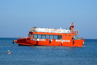 Faliraki to Rhodes Sea Shuttle