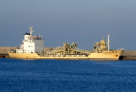 Evia Island IMO 9054731 1564gt Built 1992 Cement Carrier Flag Greece