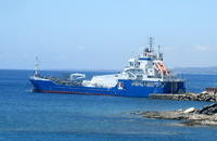Eko 2 IMO 9393955 2978gt Built 2009 Oil Tanker