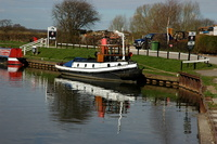Tug Kennet at Acton Bridge River Weaver