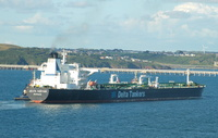 Delta Captain IMO 9288710 62320gt Built 2005 Crude Oil Tanker