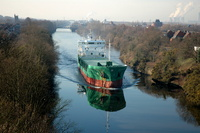 Arklow Flair from the high level bridge