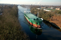 Arklow Flair inward for Irwell Manchester 3/2/12