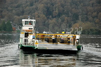 Windermere Chain Ferry Mallard