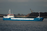 Antwerp IMO 9375848 Built 2008 General Cargo Ship