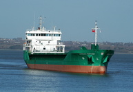 Arklow Fortune at Eastham