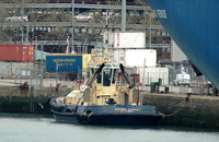 Svitzer Ferriby IMO 9277618 243gt Built 2005