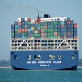 CMA CGM Christophe Colomb IMO 9453559 153022gt Built 2009 Container Ship