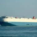 Sanderling Ace IMO 9409481 58685gt Built 2007 Car Carrier