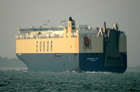 Morning Lily IMO 9446013 68600gt Built 2011 Car Carrier