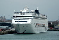 MSC Lirica IMO 9246102 59058gt Built 2003 Passenger Cruise Ship