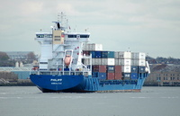 Philipp IMO 9353735 8971gt Built 2007 Container Ship