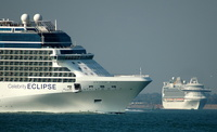 Celebrity Eclipse & Arcadia