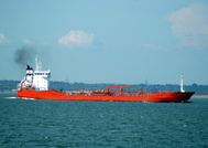 Caroline Essberger IMO 9439151 5642gt Built 2009 Chemical/Oil Tanker