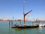 Alice Thames Sailing Barge