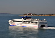 Wight Ryder 1 Portsmouth to Ryde Pier
