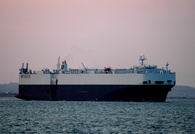 NOCC Caribbean IMO 8718706 42447gt Built 1998 Car Carrier