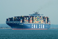 CMA CGM Columba IMO 9410789 135000gt Built 2010 Container Ship