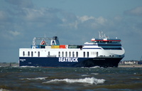 Seatruck Power from New Brighton