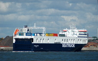 Seatruck Power for Langton Lock